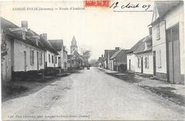 CONDE FOLIE: ROUTE D'AMIENS - Frankrijk