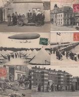Lot De 200 Cartes Postales Anciennes  (CPA)  De France - Ansichtskarten