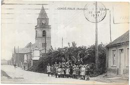 CONDE FOLIE - Frankrijk