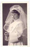 Devotie - Devotion - Communie Communion - Monique Coppens - Massemen 1962 - Communion