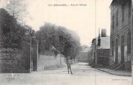 C P A 76] Seine Maritime > Offranville Rue De L'abbaye - Offranville