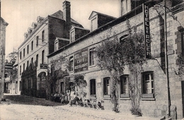 C P A 76] Seine Maritime Veules Les Roses Carte Publicitaire Hotel De Rouen Carte Animée 1938 - Veules Les Roses