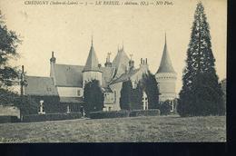 Chedigny Breuil - Chateau - Altri Comuni