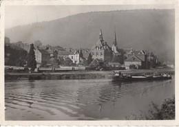CP 08 Ardennes - HAYBES, L'Hotel De Ville, L'église Et La Meuse, Cp N° 119 (cachet Poste) - Other Municipalities