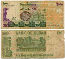 Sudan - 1000 Dinars - 1996 - Sudan