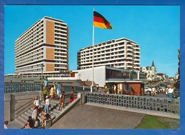 Deutschland; Westerland Sylt; Kurzentrum; Bild1 - Sylt