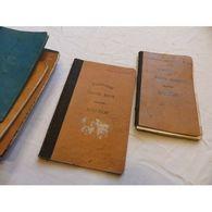 Carnet Pensionnat Ste Anne Lure / S236-17 / Lapt14 - Andere Sammlungen