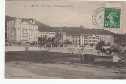 Ajaccio - Les Villas Et L ' Institution Ottavy - Ajaccio