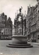 Anvers - Le Puits Metsys - Antwerpen