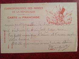 Carte En Franchise - Postmark Collection (Covers)