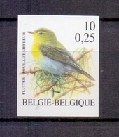 2936 FLUITER BUZIN ONGETAND POSTFRIS**  2000 - Belgium