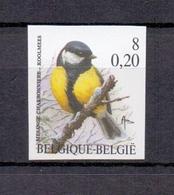 2966 KOOLMEES BUZIN ONGETAND POSTFRIS**  2000 - Belgium