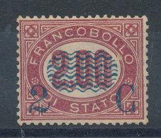 Italie N°30 (*) De 1878 - Nuevos