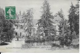 23   CHATEAU DE NALECHE    ,VALLEE De La  ROZEILLE - Andere Gemeenten