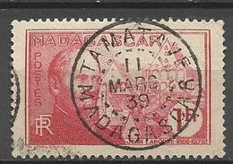 MADAGASCAR N° 203 CACHET TAMATAVE - Usados