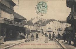 BELLEGARDE Douane Française Et Ancienne Place Du Marché - Bellegarde-sur-Valserine