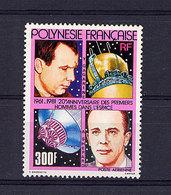 Polynésie  -  1981  -  Avion  :  Yv  161  ** - Unused Stamps