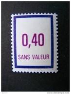 FICTIFS NEUF ** N°F238 SANS CHARNIERE (FICTIF F 238) - Phantom