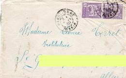 """L- """" Hanoï Gare- Tonkin """"- - Lettres & Documents"""