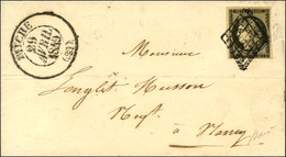 Grille / N° 3 Càd T 13 BITCHE (55). 1849. - TB / SUP. - 1849-1850 Ceres
