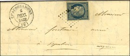 PC 819 / N° 4 Càd T 14 CHAUDESAIGUES (14). 1852. - SUP. - 1849-1850 Cérès
