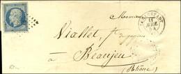 PC 2852 / N° 10 Belles Marges Càd SCHLESTADT (67). 1854. - TB / SUP. - 1852 Luigi-Napoleone