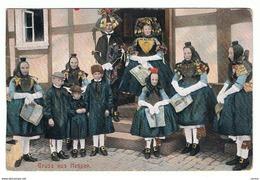 HESSEN:  GRUSS  AUS ... -  KLEINFORMAT - Butzbach