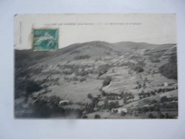 CPA 70 HAUTE SAONE - VALLEE DE FRESSE : Le Montvilley Et Le Sapoz - France