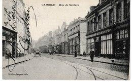 Nord CAMBRAI Rue De Seniers (Hôtel De L'Europe) - Cambrai