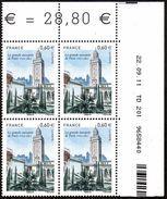 France Coin Daté N° 4634 ** La Grande Mosquée De Paris Du 22-09-11 - 2010-....