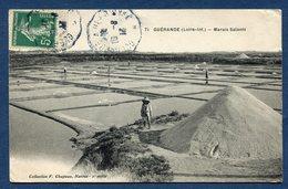 France - Carte Postale - Loire Atlantique - Guérande - Marais Salants - Guérande