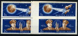 Hungría Nº 241/42s . Año Nº 1962- Aéreos - Aéreo