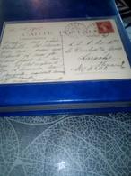 """CP  1913 Adressée Mme La Duchesse' De Guise""""  MAROC  Départ CANNES - Postmark Collection (Covers)"""