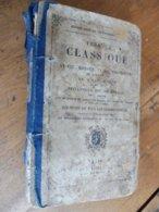 1866  THEÂTRE - Auteurs Classiques ---> Molière , Racine , Corneille , (Le Misanthrope,Le Cid, Horace , Cinna ,etc) - Theatre