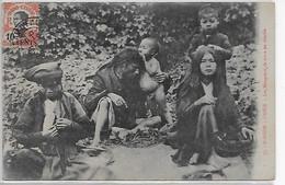 Tonkin-Hanoï-Les Mangeurs De Poux En Famille - Viêt-Nam