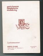 986/25 --  WEFIS Lustrumnummer , Diverse Artikelen , Zie Inhoudstabel , 1978 , 170 Blz. - Niederländisch (ab 1941)