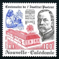 NOUV.-CALEDONIE 1988 - Yv. 563 **   Faciale= 0,84 EUR - Institut Pasteur  ..Réf.NCE25276 - Neufs