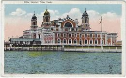 Etats-unis New York Ellis Island - Ellis Island