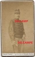 Orginal Photo OFFICIER GIDSEN GUIDES Full Uniform Sword Namur ARMAND DANDOY LANSERS LANCIERS CHASSEUR A CHEVAL - 1914-18