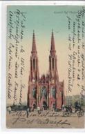 CPA -POLAND  - WARSZAWA : Kosciol Sw Florjana - 1910 - Polen