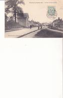 Circuit De La Sarthe - 1906 - Arrivée à St Mars La Brière - France