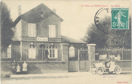 LE THIL EN VEXIN  - La Mairie  - Auto (2014 ASO) - Other Municipalities