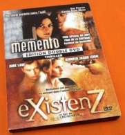 DVD  Existenz   Un Film De David Cronenberg Avec Oscar Hsu, Kirsten Johnson, James Kirchne... (1999) - Sciences-Fictions Et Fantaisie