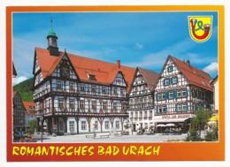 Romantisches Bad Urach - Marktplatz Mit Rathaus - Bad Urach