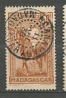 MADAGASCAR N° 190 CACHET BOANAMARY - Oblitérés