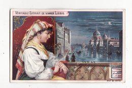 Chromo  LIEBIG    Femme, Venise - Liebig