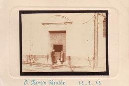 Carte Pub Saint Martin Vésubie 1923 - Saint-Martin-Vésubie