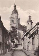 Bad Tennstedt, Kleine Kirchgasse - Bad Tennstedt