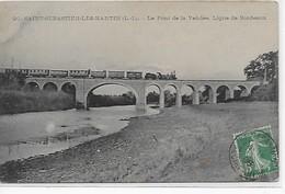 Saint-Sébastien-les-nantes- Le Pont De La Vendée.Ligne De Bordeaux - Saint-Sébastien-sur-Loire