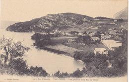 Talloires (74) - Lac D'Annecy - Vue Générale Et Le Roc De Chère - Talloires